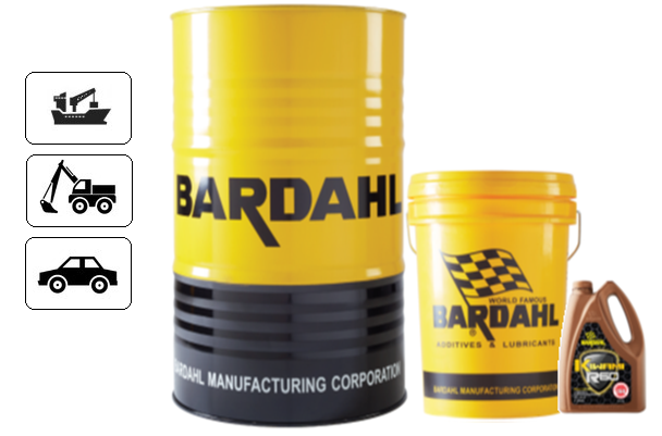 BARDAHL POWER 20W-50 CF-4/SG
